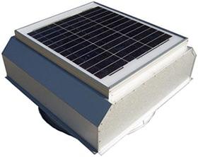 attic breeze solar fan - Attic Ventilation