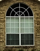 2 single hung picture window cleaning - Window Cleaning