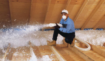 blown attic insulation - Blown Insulation