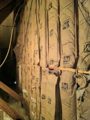 foam insulation hot wall 3 - Foam Insulation