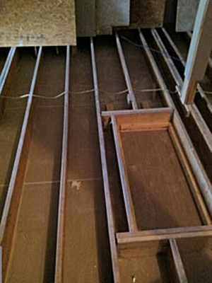 foam insulation hot wall 4 - Foam Insulation
