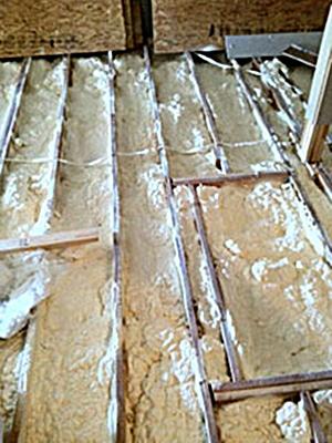 foam insulation wall 4 - Foam Insulation
