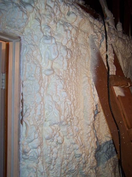 foam insulation wall - Foam Insulation